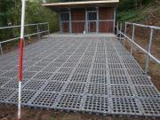 Paddockplatten Reitplatzplatten Rasengitter Stallplatten