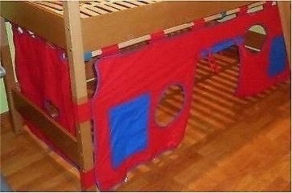hochbett spielbett kleinanzeigen familie haus garten. Black Bedroom Furniture Sets. Home Design Ideas