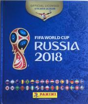 Panini Sticker Russia 2018