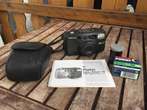 PENTAX Espio IQZoom 140 Kamera