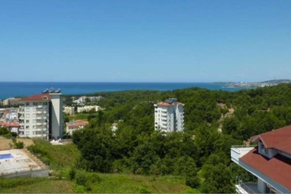 Penthouse Duplexwohnung in der Türkei -