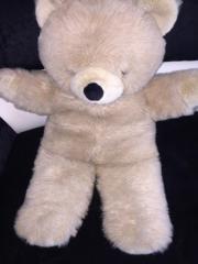 Pflüschtier Teddybär große ca 90cm