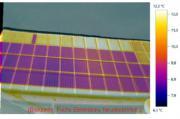 Photovoltaik Überprüfung Elektrolumineszenz oder Wärmebild-Aufnahmen