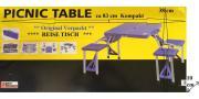 Picknicktisch Sitzgarnitur Campingtisch