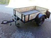 PKW-Anhänger Oldtimer