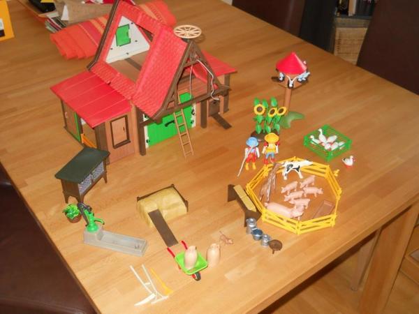 Playmobil Bauernhof (3716) ))) » Spielzeug: Lego, Playmobil