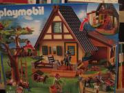 Playmobil Gartencenter+ Forsthaus