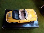 Porsche Coupe Burago