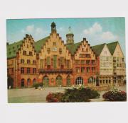 Postkarte Frankfurt am Main Römer