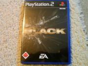 PS2 Spiel - BLACK