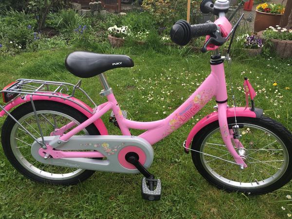 lillifee fahrrad gebraucht kaufen 2 st bis 65 g nstiger. Black Bedroom Furniture Sets. Home Design Ideas