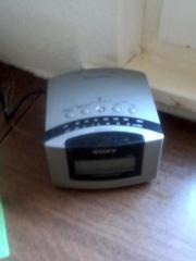 Radio Wecker von