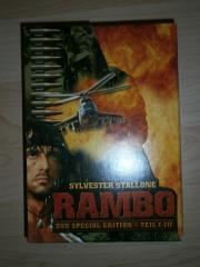 Rambo 1-3 -