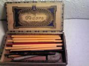 Raritäten 1 Zigarrenkiste
