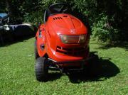 Rasentraktor Rasenmäher Aufsitzmäher Mäher Traktor