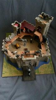 Raubritterburg Playmobil