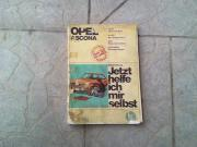 reparaturbuch opel ascona