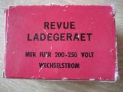 Revue Ladegerät Art Nr 8156