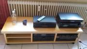 Rollbarer Fernseh-Tisch