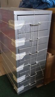 Rollcontainer metall  Rollcontainer Metall - Gewerbe & Business - gebraucht kaufen ...