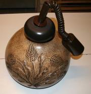 Rustikale Deckenlampe Keramik
