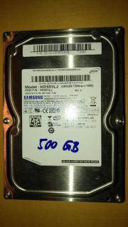 Samsung Festplatte HD501LJ