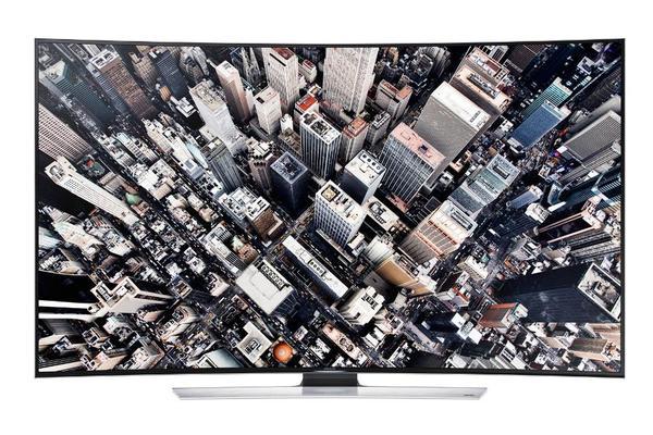 Samsung UE78HU8590 8500 4K Curved