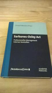 Sarbanes-Oxley Act: