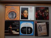 Schallplatten Oper Classik