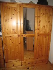 schlafzimmerschrank massivholz gebraucht kaufen nur 3 st bis 60 g nstiger. Black Bedroom Furniture Sets. Home Design Ideas