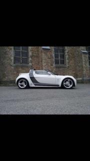 Schöner Smart Roadster