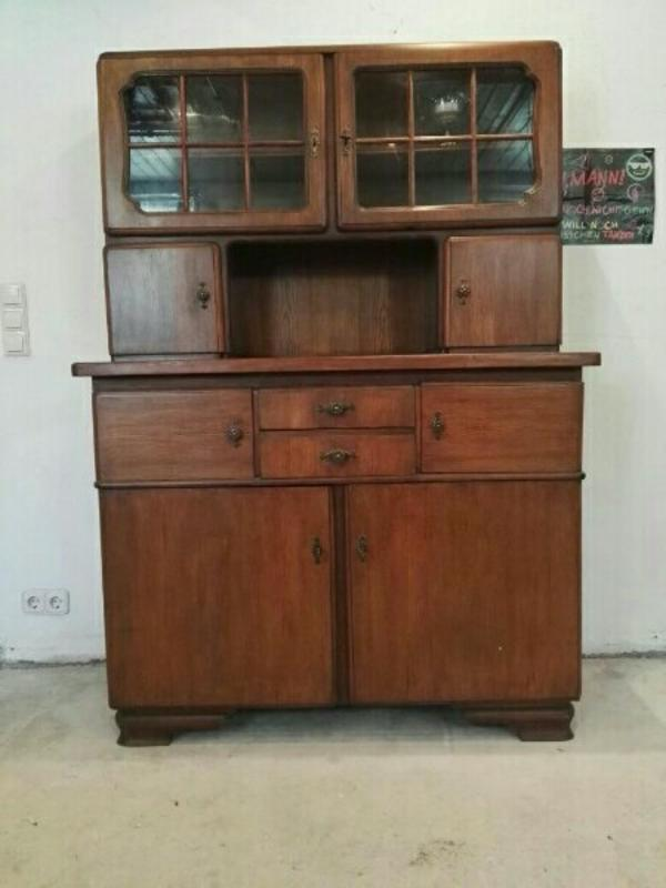 Sch nes buffet sideboard kommode antik in schw bisch for Kommode quoka