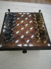 Schönes Schachspiel