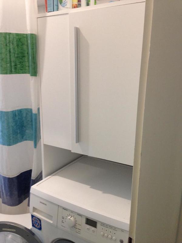 waschmaschinen schrank beautiful badezimmerschrank mit w