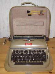 Schreibmaschine Referent
