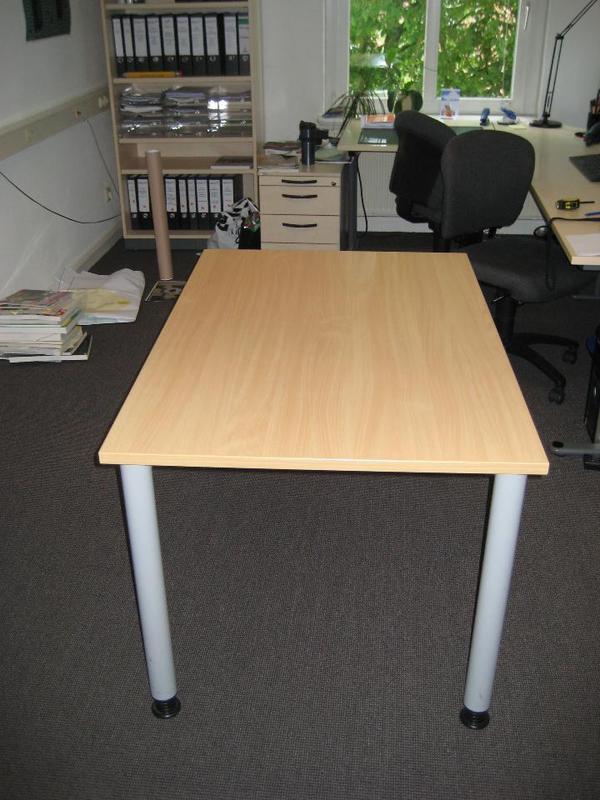 Schreibtisch/ Bürotisch höhenverstellbar in Lüneburg - Büromöbel ...