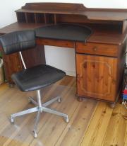 Schreibtisch holz dunkel  Schreibtisch Holz Dunkel | recybuche.com