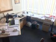 Schreibtisch-Komplex