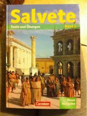 Schulbuch Salvete Texte und Übungen