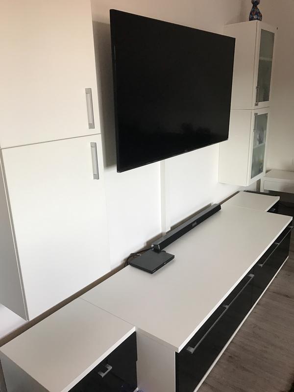 hochglanz wohnw nde neu und gebraucht kaufen bei. Black Bedroom Furniture Sets. Home Design Ideas