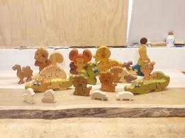 Sebstgefertigtes Holzspielzeug zu verkaufen: Kleinanzeigen aus Fürth Südstadt - Rubrik Holzspielzeug