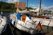 Segelyacht GfK-Yacht,