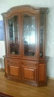 vitrine wurzelholz haushalt m bel gebraucht und neu kaufen. Black Bedroom Furniture Sets. Home Design Ideas