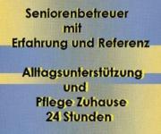 Seniorenbetreuer Altenpflege 24