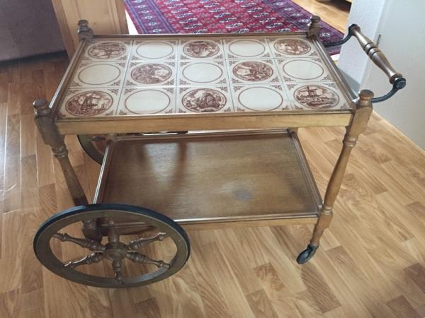 chippendale teewagen kaufen chippendale teewagen. Black Bedroom Furniture Sets. Home Design Ideas