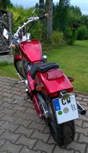 Shadow VT600C
