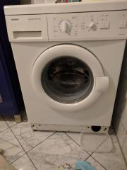 1 jahr alte waschmaschine von siemens zu verkaufen iq500. Black Bedroom Furniture Sets. Home Design Ideas