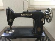 Singer Nähmaschine ohne Tisch