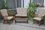 Sitzecke für Wintergarten