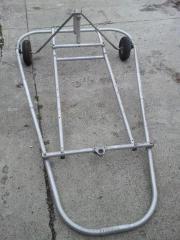 Slipwagen Hand Slip Wagen